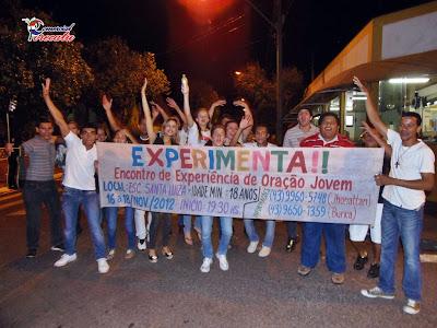 Maduro procura jovem 120818